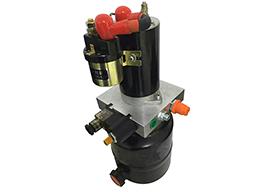 12V直流微型液压动力单元
