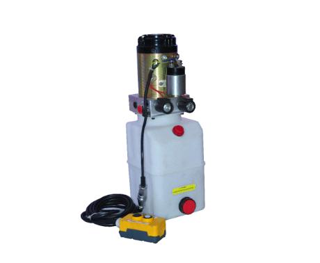 浅析液压动力单元欠速问题是什么原因导致的?